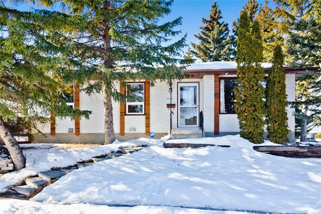 For Sale: 7715 Hunterquay Road Northwest, Calgary, AB | 5 Bed, 3 Bath House for $439,999. See 30 photos!