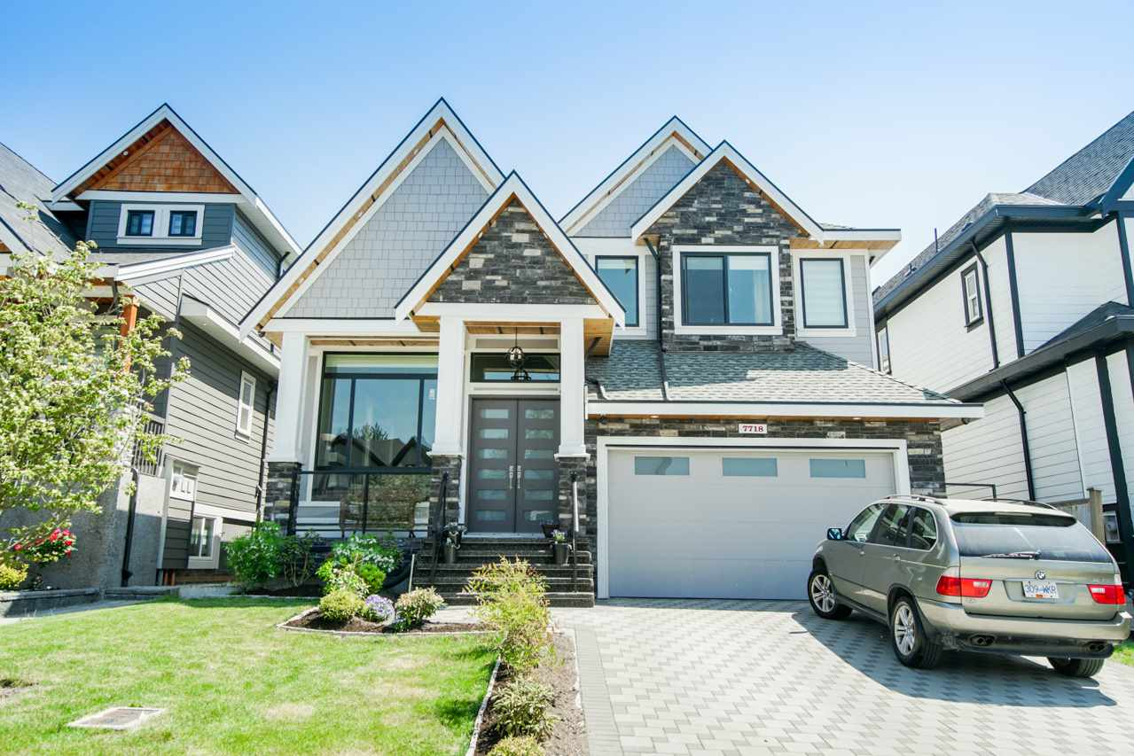 Sold: 7718 154a Street, Surrey, BC