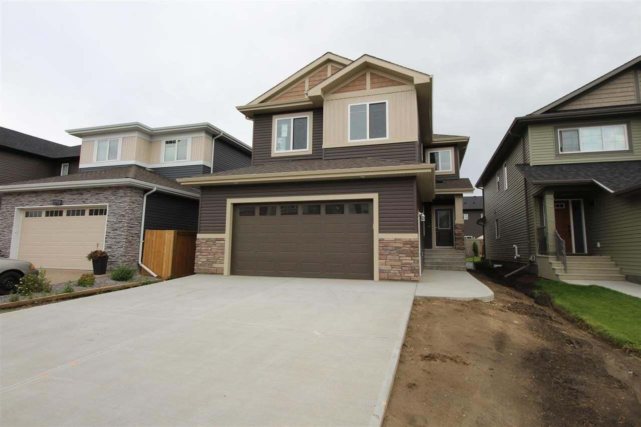 House for sale at 7723 176 Av NW Edmonton Alberta - MLS: E4209730
