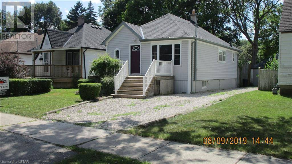House for sale at 773 Curry St London Ontario - MLS: 214413