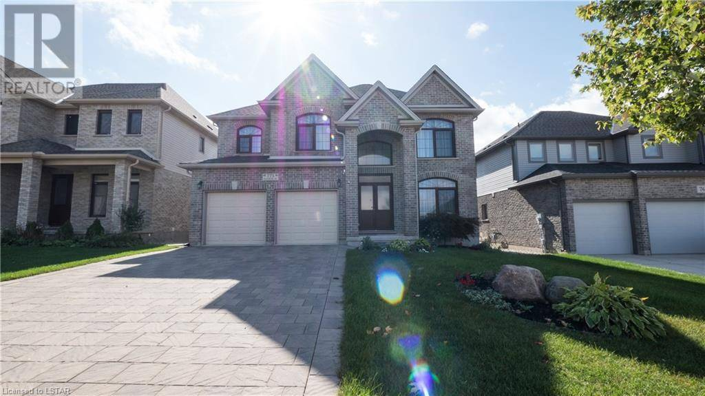 House for sale at 773 Kleinburg Dr London Ontario - MLS: 227028