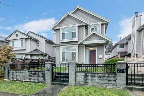 Townhouse for sale at 773 69th Ave W Vancouver British Columbia - MLS: R2372069