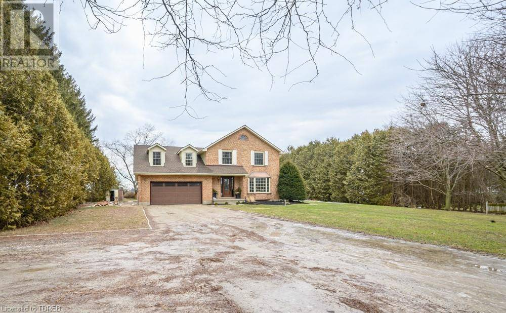 House for sale at 773416 59 Hy Norwich Ontario - MLS: 248033