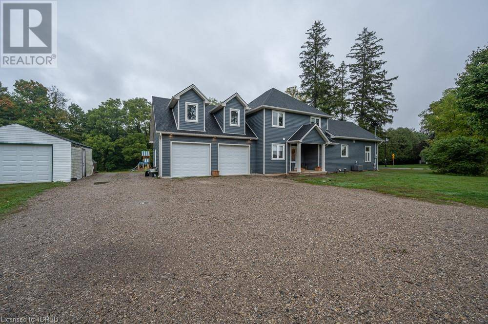 House for sale at 773733 Oxford Road 14 Rd Burgessville Ontario - MLS: 227733