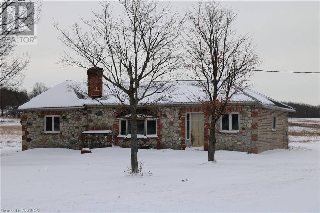 House for sale at 773810 Highway 10 Hy Grey Highlands Ontario - MLS: 200241