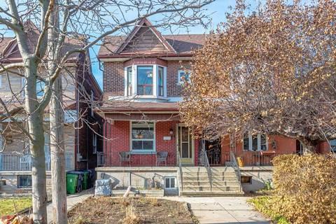 Townhouse for rent at 774 Gladstone Ave Toronto Ontario - MLS: W4643795