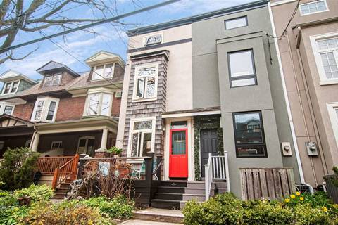 Townhouse for sale at 774 Markham St Toronto Ontario - MLS: C4486098