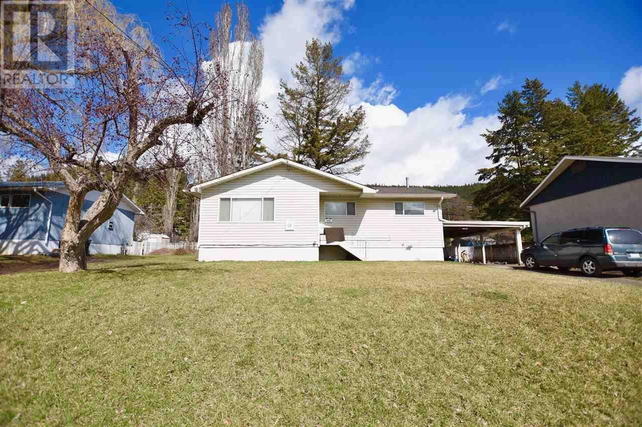House for sale at 774 10th Ave N Williams Lake British Columbia - MLS: R2434444