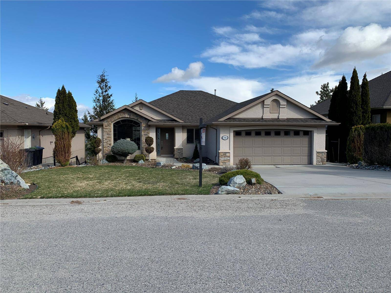 House for sale at 774 South Crest Dr Kelowna British Columbia - MLS: 10200126