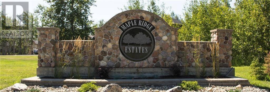 Residential property for sale at 7742 Alder St Grande Prairie Alberta - MLS: GP205916