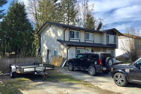 House for sale at 7743 Wren St Mission British Columbia - MLS: R2351536