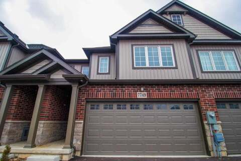 Townhouse for sale at 7749 Shaw St Niagara Falls Ontario - MLS: X4918818