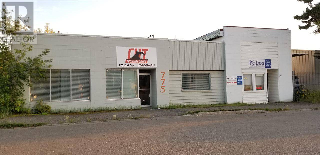Commercial property for sale at 775 2nd Ave Pg City Central (zone 72) British Columbia - MLS: C8030196