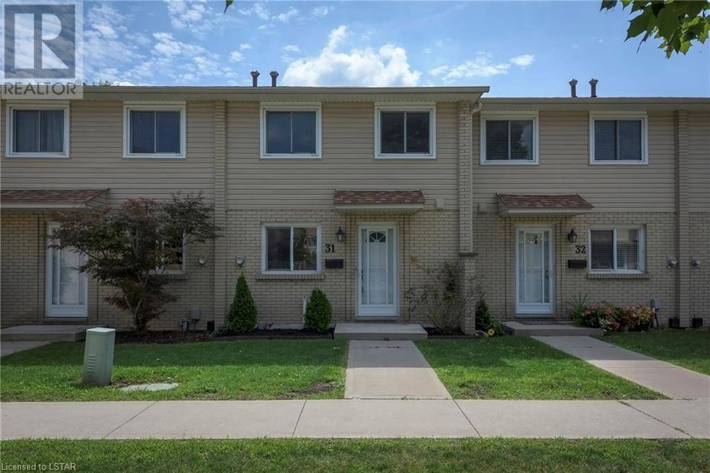 Townhouse for sale at 31 Osgoode Dr Unit 775 London Ontario - MLS: 214851