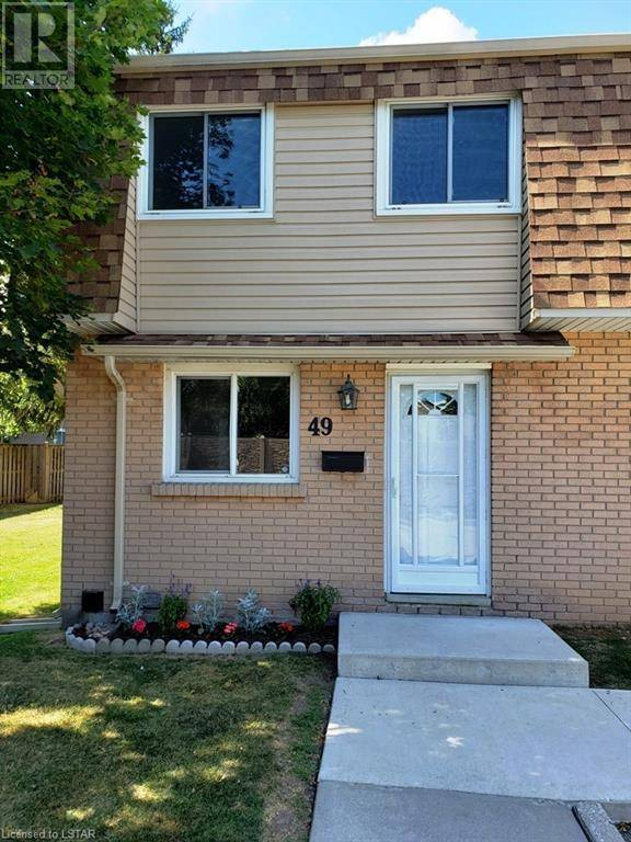 Townhouse for sale at 49 Osgoode Dr Unit 775 London Ontario - MLS: 215649