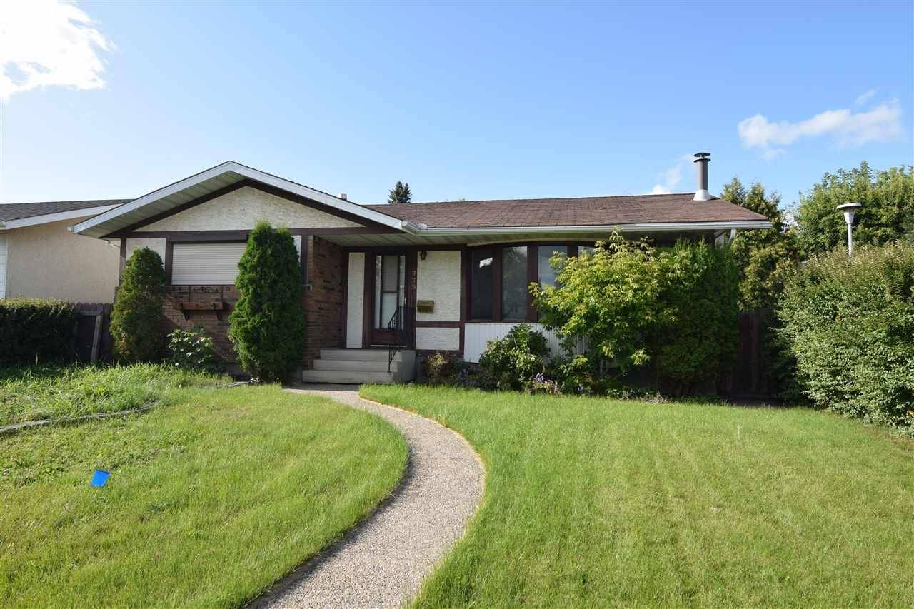 House for sale at 775 Knottwood Rd Nw Edmonton Alberta - MLS: E4171513
