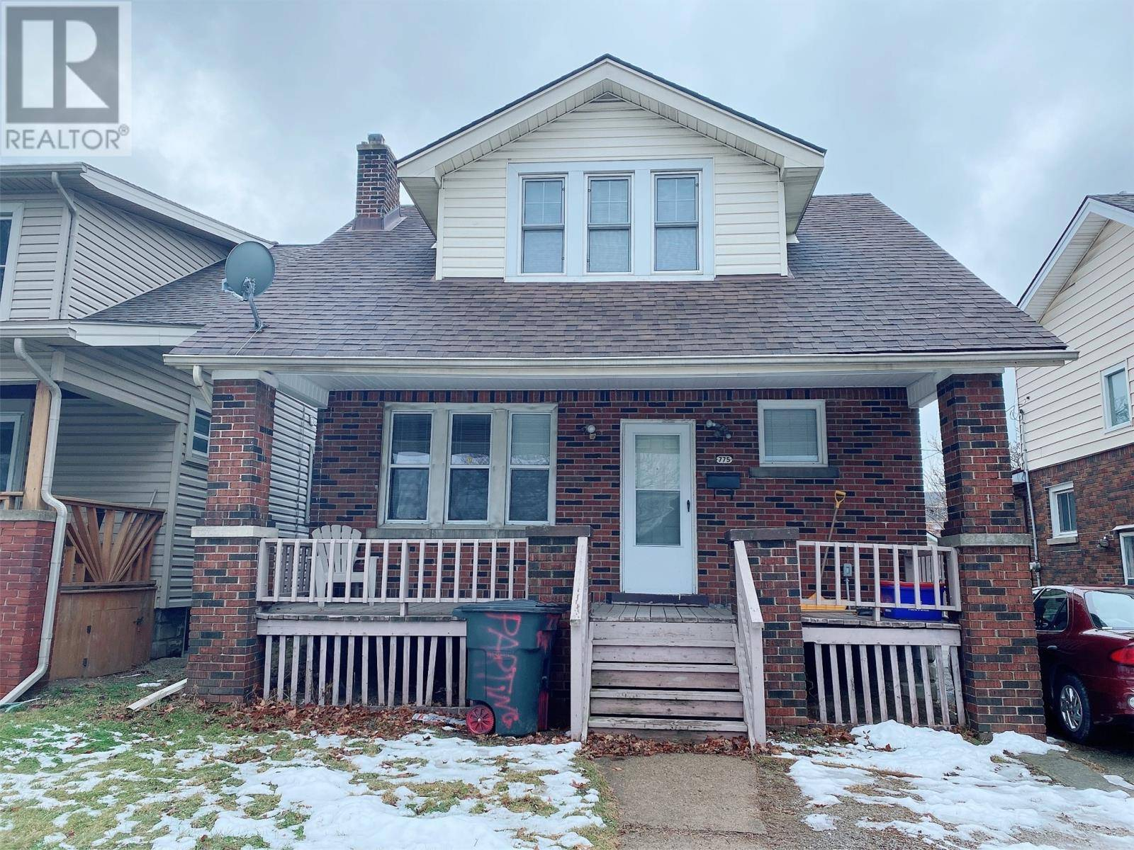 House for sale at 775 Partington  Windsor Ontario - MLS: 20001482