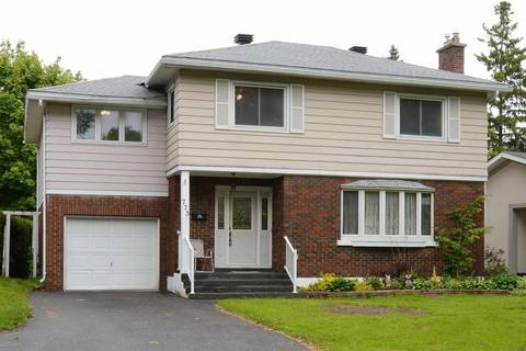 House for sale at 775 Weston Dr Ottawa Ontario - MLS: 1155042