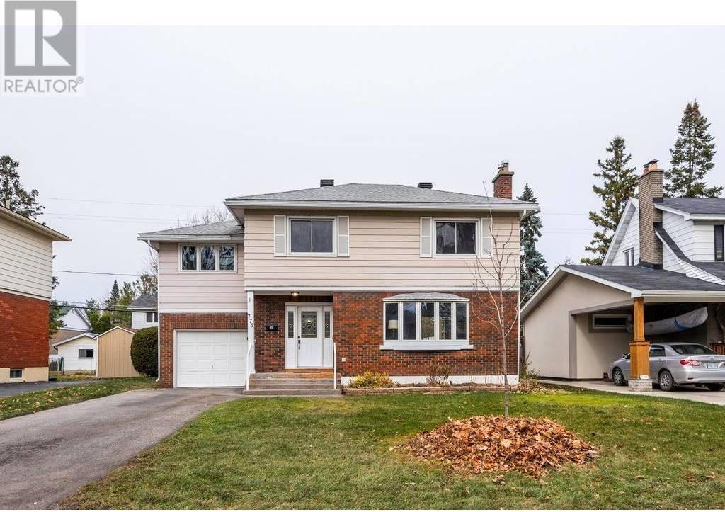 House for sale at 775 Weston Dr Ottawa Ontario - MLS: 1174213