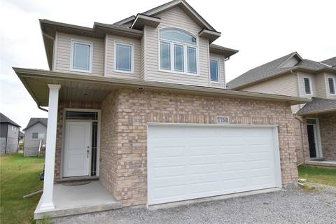 House for sale at 7750 Hanniwell St Niagara Falls Ontario - MLS: X4509499