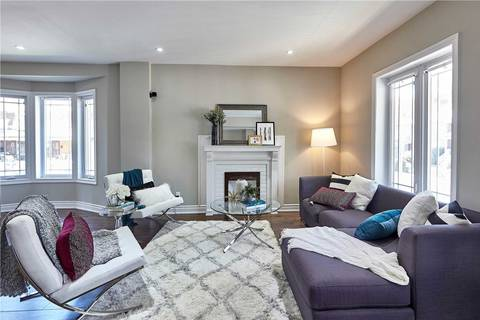 Townhouse for sale at 776 Dufferin St Toronto Ontario - MLS: C4475668