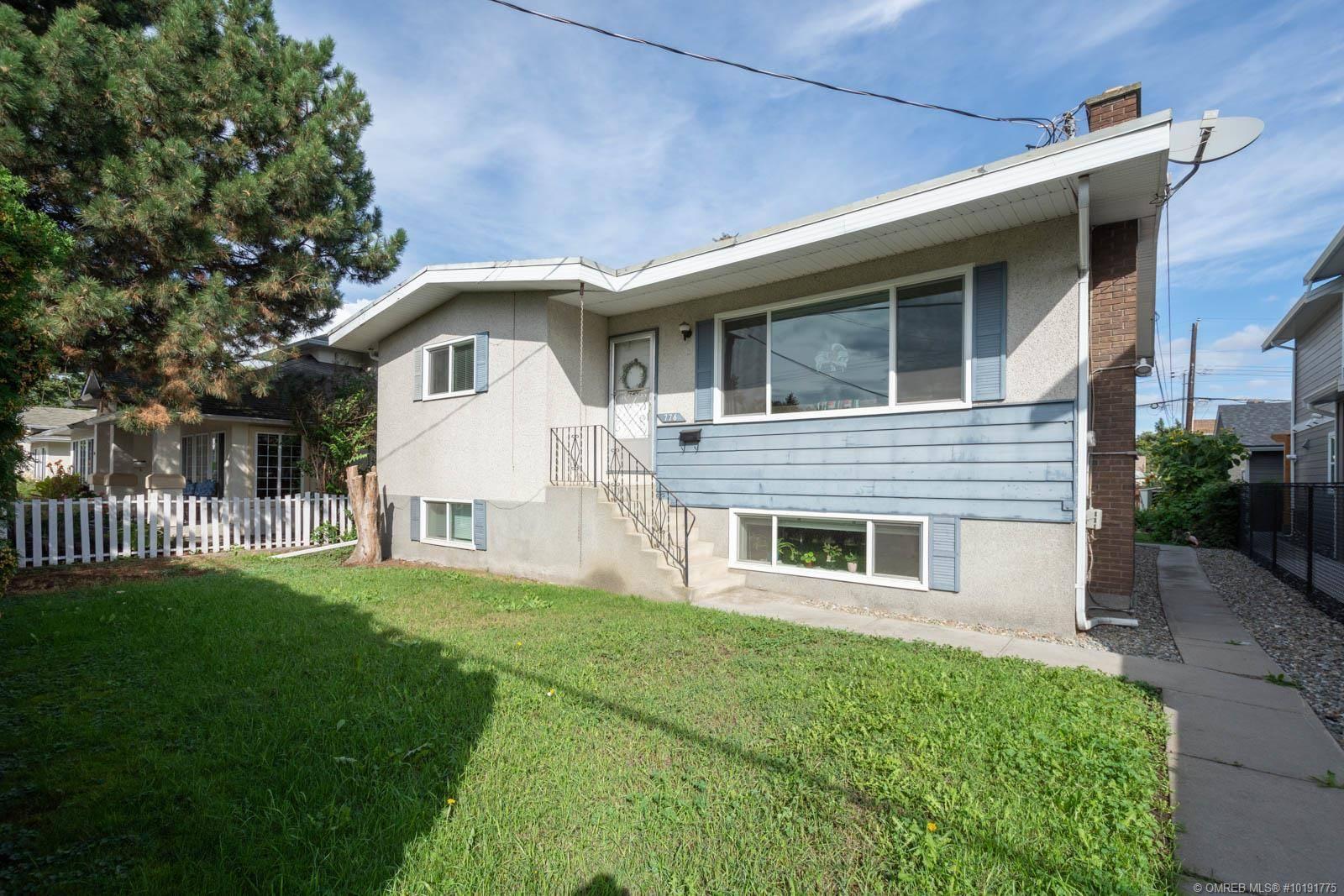 House for sale at 776 Glenwood Ave Kelowna British Columbia - MLS: 10191775