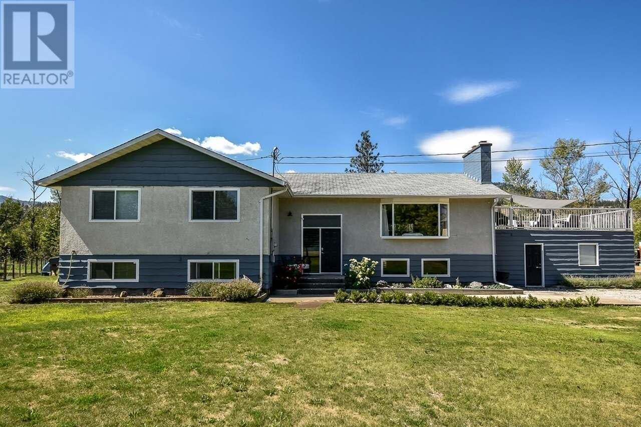 House for sale at 7762 Island Rd Oliver British Columbia - MLS: 185333