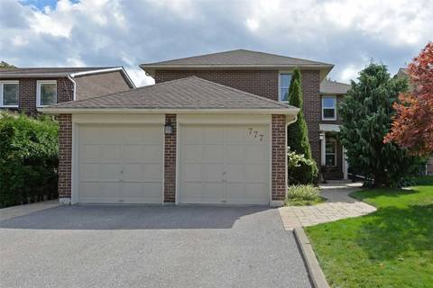 House for sale at 777 Aspen Rd Pickering Ontario - MLS: E4588272