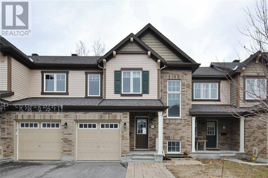 Townhouse for sale at 777 Maloja Wy Stittsville Ontario - MLS: 1177310