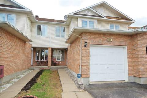 Townhouse for sale at 777 Nesting Wy Ottawa Ontario - MLS: 1152696
