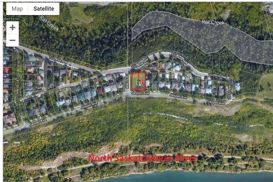 Residential property for sale at 7776 Jasper Av NW Edmonton Alberta - MLS: E4198741