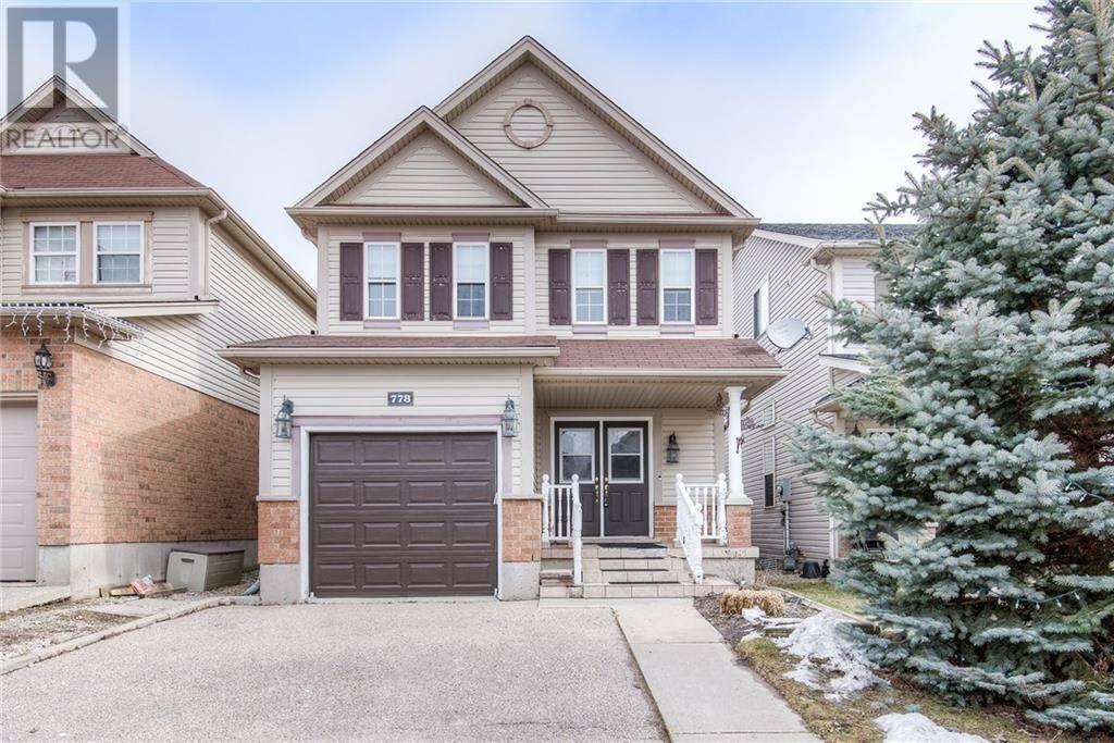 House for sale at 778 Karlsfeld Rd Waterloo Ontario - MLS: 30795279