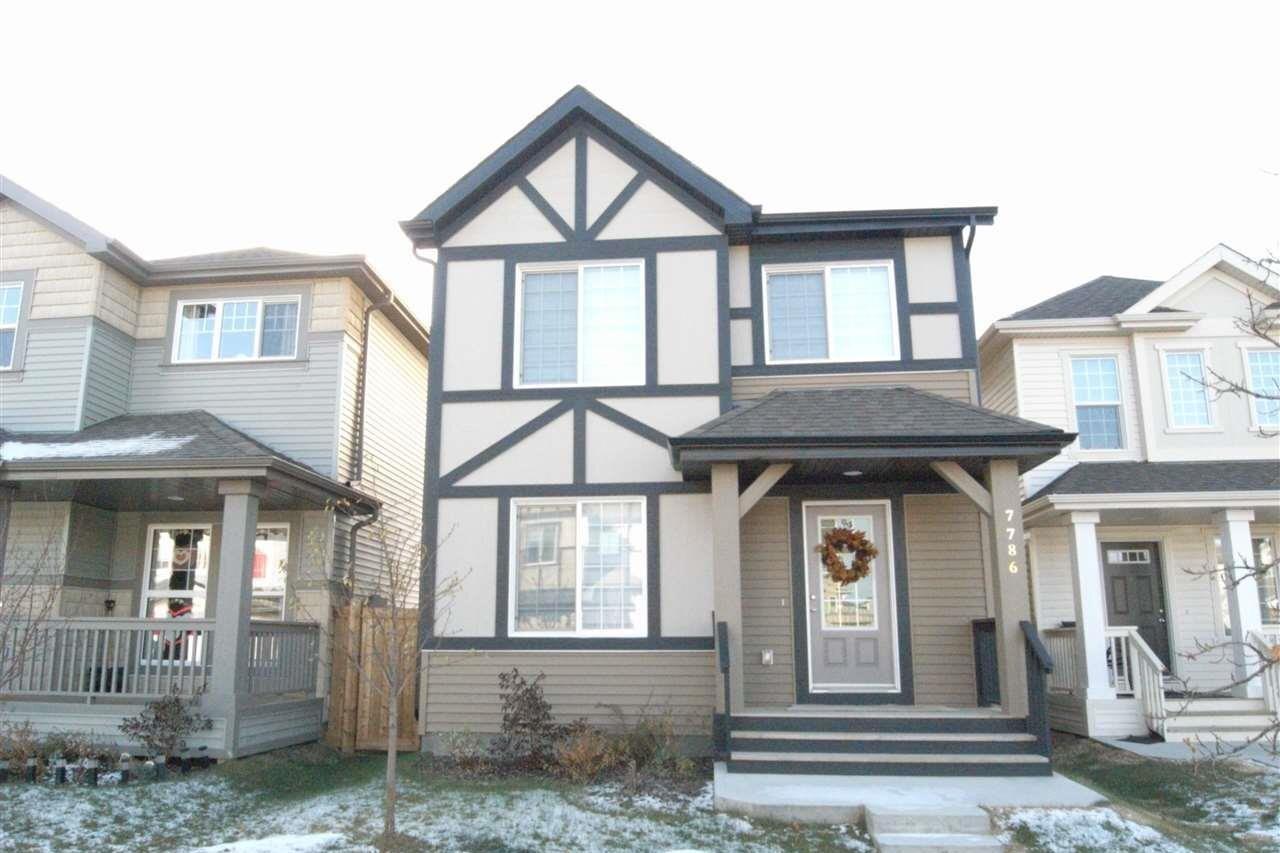 House for sale at 7786 Eifert Cr NW Edmonton Alberta - MLS: E4219377