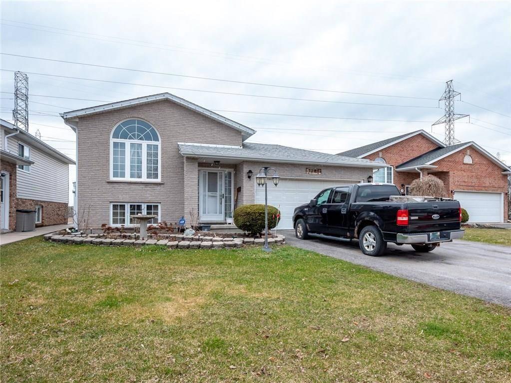 House for sale at 7787 Bishop Ave Niagara Falls Ontario - MLS: 30796394