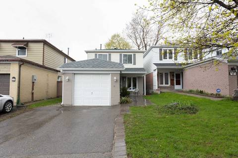 House for sale at 779 Pam Cres Newmarket Ontario - MLS: N4449246