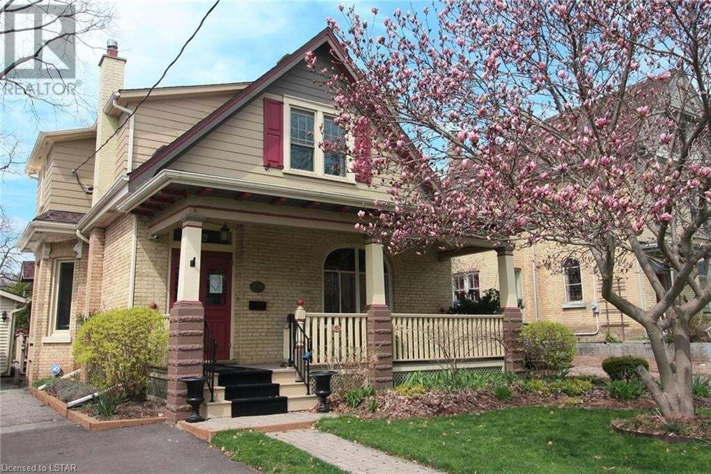 Townhouse for sale at 779 Waterloo St London Ontario - MLS: 261280