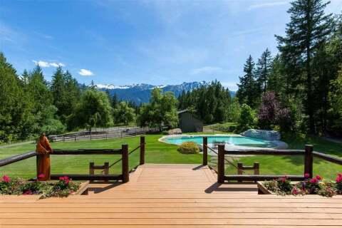 House for sale at 7791 Owl Ridge Rd Pemberton British Columbia - MLS: R2469952