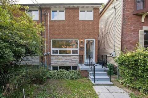 Townhouse for sale at 77 Badgerow Ave Toronto Ontario - MLS: E4927046