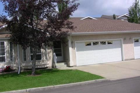 Townhouse for sale at 13320 124 St Nw Unit 78 Edmonton Alberta - MLS: E4166047