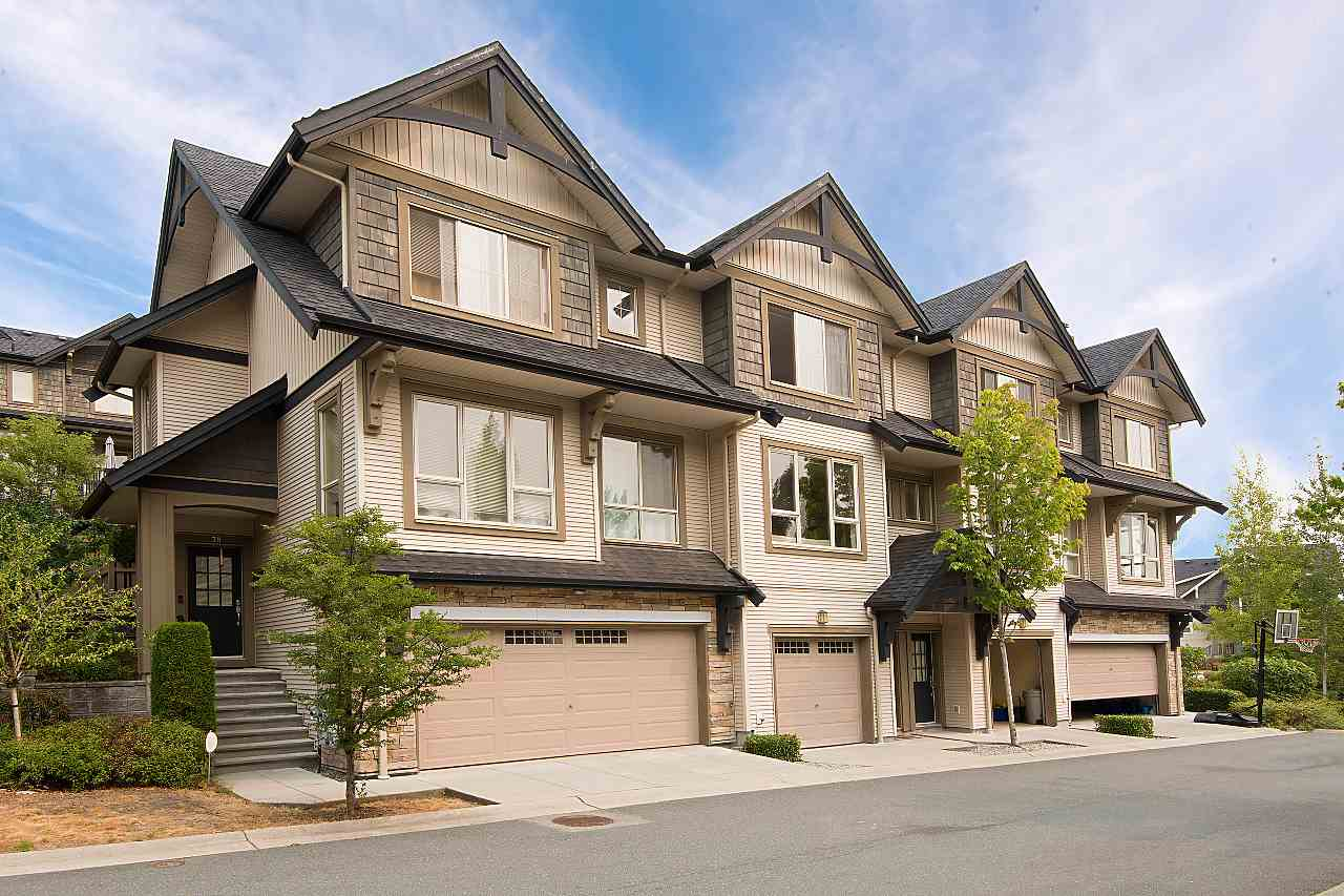 Buliding: 1357 Purcell Drive, Coquitlam, BC