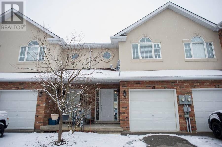 Townhouse for sale at 20 Mcconkey Cres Unit 78 Brantford Ontario - MLS: 30799511
