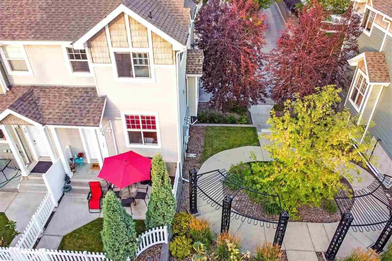 Townhouse for sale at 5604 199 St NW Unit 78 Edmonton Alberta - MLS: E4211767