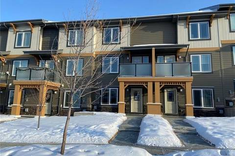Townhouse for sale at 78 Auburn Meadows Vw Southeast Unit 78 Calgary Alberta - MLS: C4281425