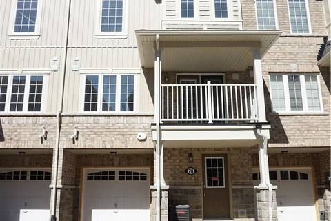 Townhouse for rent at 88 Decorso Dr Unit 78 Guelph Ontario - MLS: 30728216