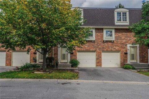 Townhouse for sale at 900 Pond View Rd Unit 78 London Ontario - MLS: 40027908