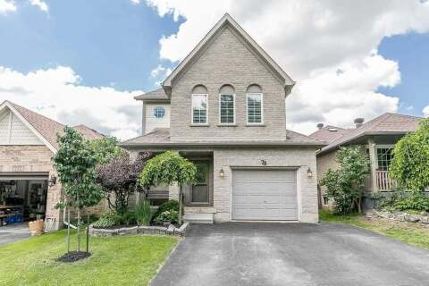 House for sale at 78 Abbey Rd Orangeville Ontario - MLS: W4814407