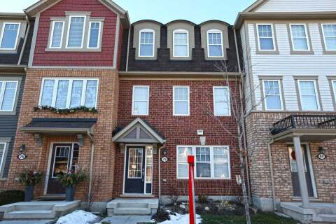 Townhouse for rent at 78 Agricola Rd Brampton Ontario - MLS: W4948462