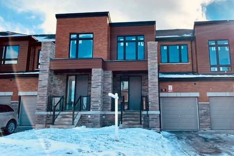 Townhouse for sale at 78 Badgerow Wy Aurora Ontario - MLS: N4664319
