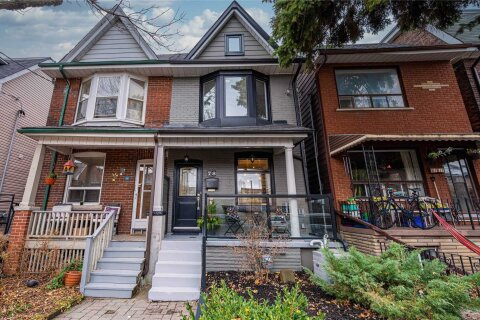 Townhouse for sale at 78 Bellwoods Ave Toronto Ontario - MLS: C5001317