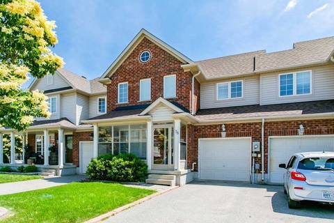 Townhouse for sale at 78 Bentley Cres Barrie Ontario - MLS: S4515947